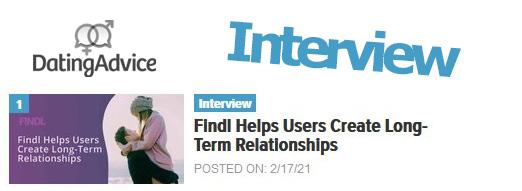 Новинка: интервью на DatingAdvice.com