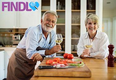 Daten voor ouderen