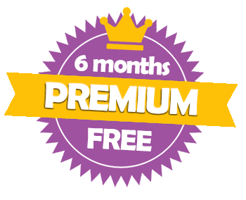 Create a free dating profile now and get 6 months of Premium membership for free! #stayhome